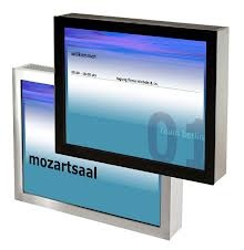 Info Displays, Infosysteme, Digitale Systeme